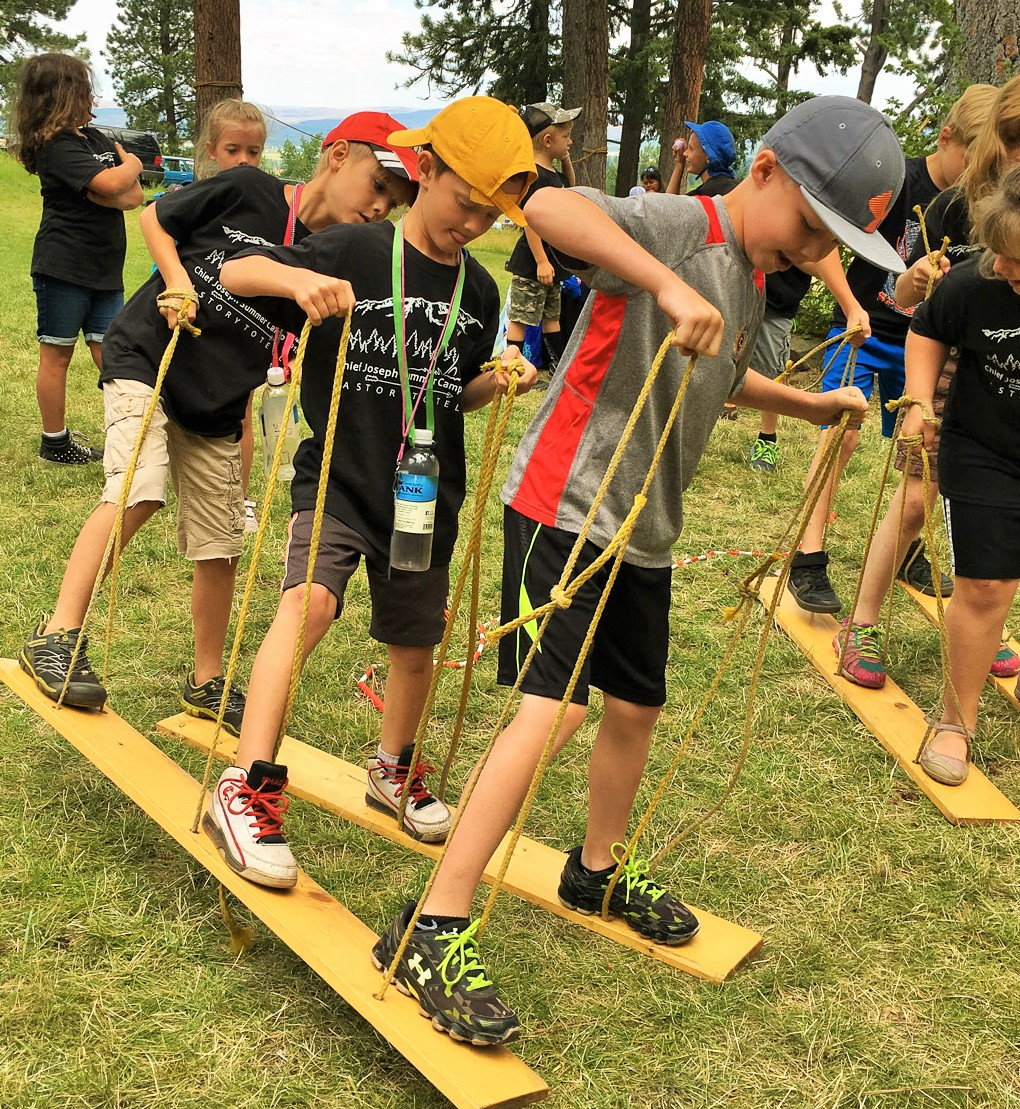 Chief Joseph Summer Camp registration about to begin – Wahl